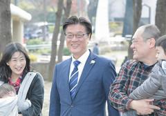 都議選2017 超重点区 北区 公明党候補 大松あきら